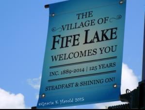 The Village of Fife Lake, MI. #PureMichigan